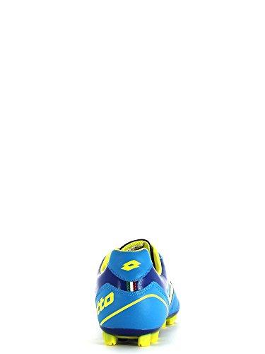 Lotto R2629 Scarpa calcio Man Celeste