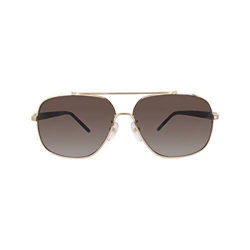 Preisvergleich Produktbild Montblanc Herren Sonnenbrille gold DOREE