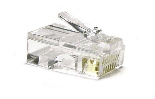 CABLING®-Confezione di 20x RJ45Cat5e Crimp-20x 45RJ