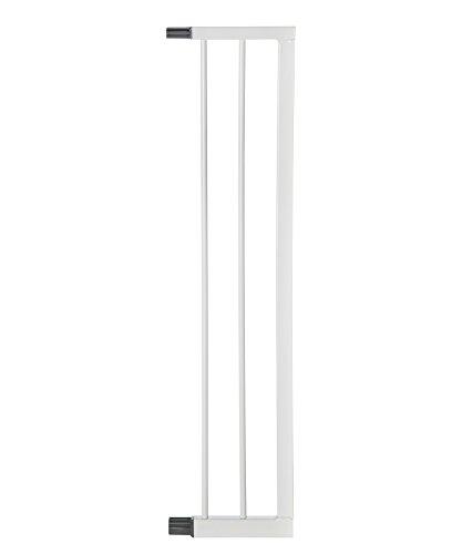 Geuther - 0092VS+ in weiß, Verlängerung für Treppenschutzgitter Easylock Plus, 16 cm