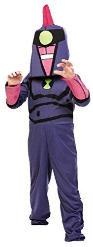 Costume Carnevale Bambino Ben 10 Cromoraggio PS 12367 -3° taglia
