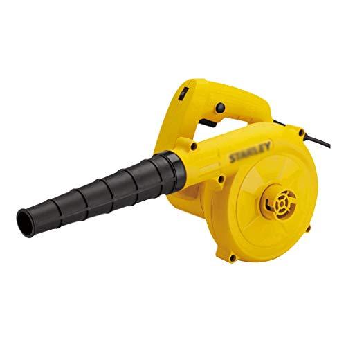 LaubbläSer Elektrisch Verkabelt 6 Variable Geschwindigkeitsregelung Handheld 600W Haushaltsreiniger Industrieentstaubung Gelb
