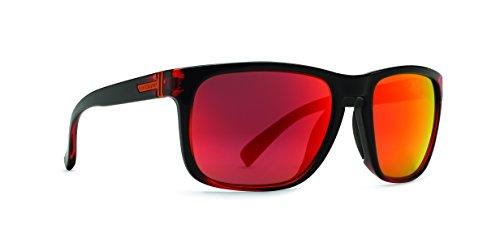 Vonzipper VZSLOM BKS 9069 Wayfarer Sonnenbrille, Black