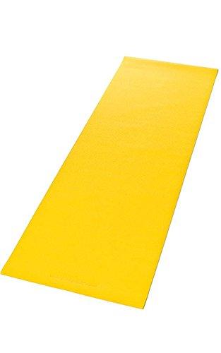 Trendy Sport YogaMat, Yogamatte, 180 x 60 x 0,5 cm, gelb