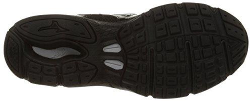 Mizuno Wave Impetus 3, Scarpe sportive, Uomo Black/black