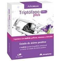 ARKORELAX TRIPTOFANO PLUS 30 CAPSULAS
