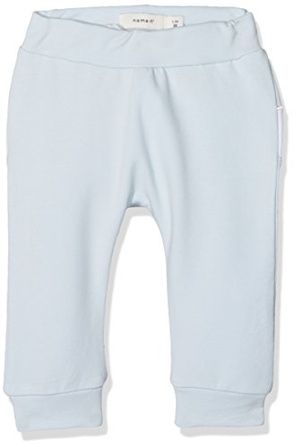 NAME IT Jungen Hose NBMDAS SWE Pant, Blau (Baby Blue), 62