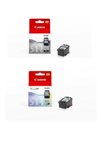 Preisvergleich Produktbild 2 Original XL Druckerpatronen -black/ color für Canon Pixma MP492