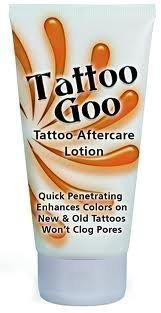 Tattoo Goo Original - Aftercare Lotion - 60Ml
