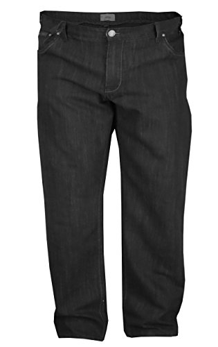 "Greyes Herren Jeans 34"" Schwarz"