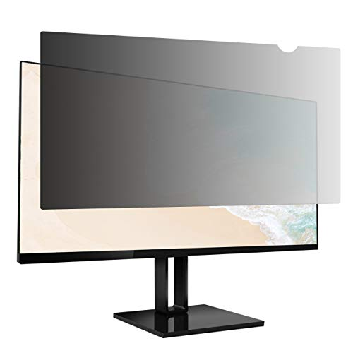 AmazonBasics - Blickschutzfilter für 23,6 Zoll (59,94 cm) Breitbildschirm (16:9)