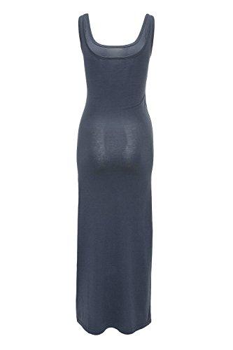 VERO MODA Damen Maxi Kleid Ombre Blue