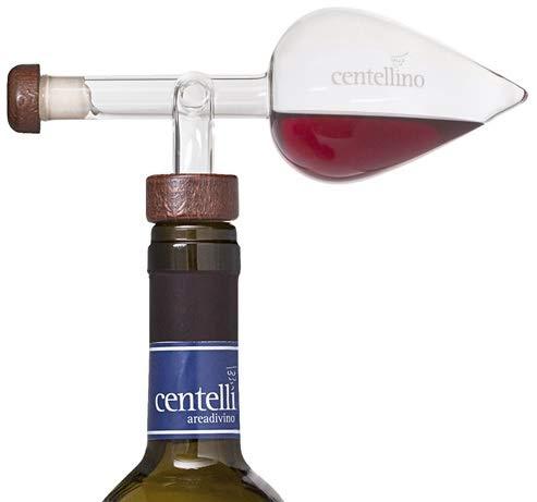 Centellino Decanter per vini rossi e bianchi