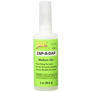 Pacer Technology (Zap) Zap-A-Gap Adhesives, 2 oz