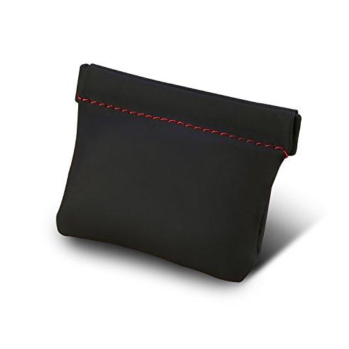 yosoo 2PU Leder Ersatz Tragetasche Tasche Wallet für iPhone Beats HTC Kopfhörer Zubehör (Bag Beat)