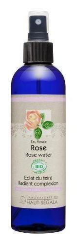 Eau Florale de rose Biologique - Haut Ségala - 250ml