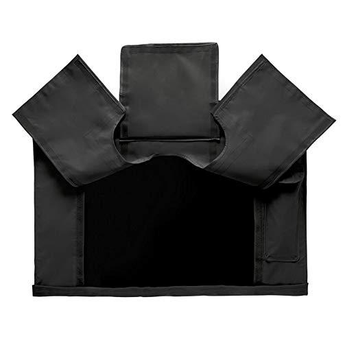 HYDT Möbelsets Outdoor-TV-Abdeckung, wetterfester Universal-LCD-Schutz, LED, Plasma-Fernseher, integrierte Aufbewahrungstasche für die Fernbedienung (Size : 22-24 inch)
