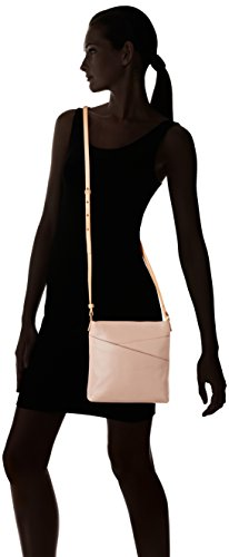 CLARKS Clarks Crossbody Bag Tottington Duo Oat Leather Beige (Oat Leather) Aclaramiento De 2018 Más Reciente bpQtqD1E6
