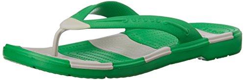 Crocs Beach Line Flip Grass Green/Pearl White 38-39