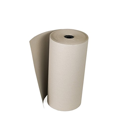 1 Rolle Schrenzpapier mit 50 cm Breit 167 lfm ca 10 KG 120 g / m² Ideales Packpapier