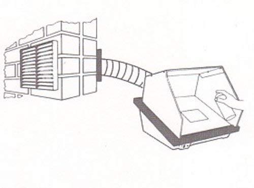 gloo-booth Air Luftführung Kit -