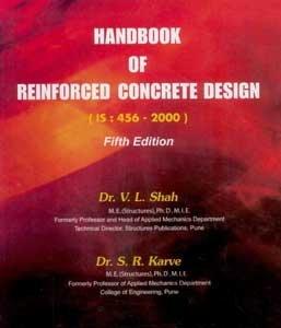 Handbook of Reinforced Concrete Design (as per IS : 456 - 2000)