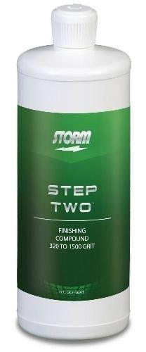 Storm Pro Finish Compound- Step 2 Quart by Storm Storm Peak
