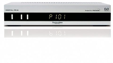 Technisat DIGITAL PR-K, digitaler Kabel-Receiver