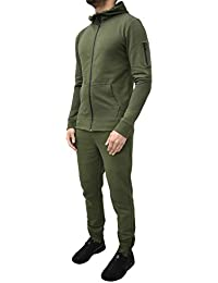 Amazon.co.uk: Green - Tracksuits / Sportswear: Clothing