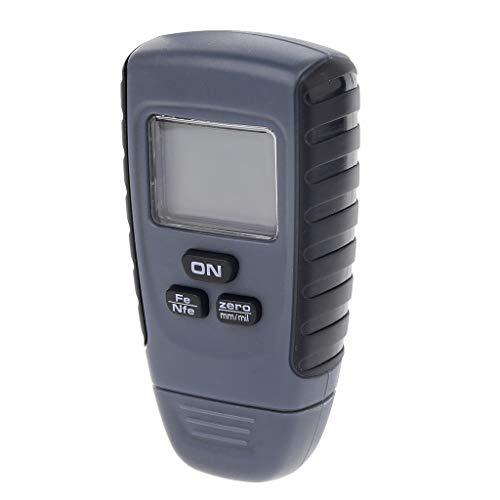 Guangtian Digital Auto Autolack Schichtdickenmessgerät Tester Messgerät RM660 0-1,25 Mm