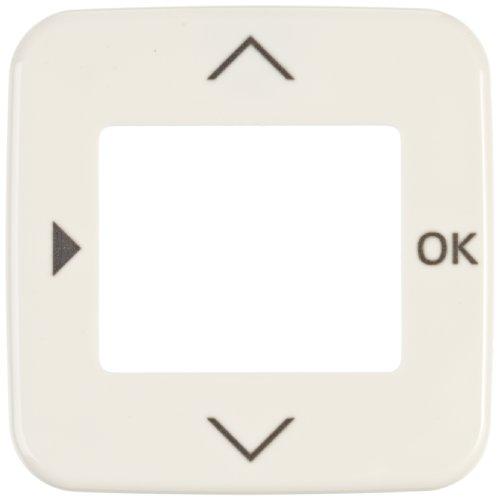 Busch-Jaeger 6435-214 - Cubierta de interruptor, color blanco