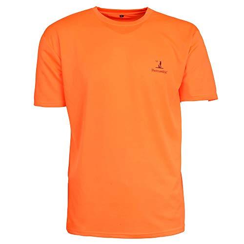 Percussion T-Shirt de Chasse Neon XL Orange