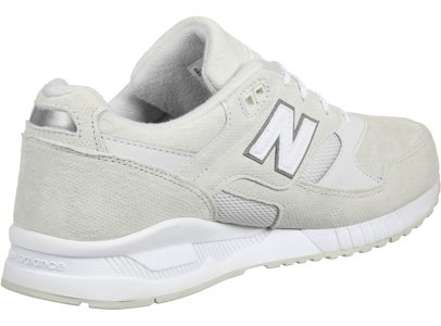 New Balance Woman Sneaker 530 White Beige