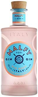 Malfy Rosa Sicilian Pink Grapefruit Flavoured Gin, 70cl