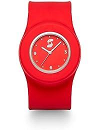 Original Slappie bofetada reloj rojo (BBC Dragons Den ganador) adultos/niños Tamaño grande