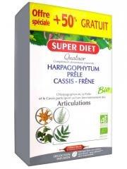 Super Diet Quatuor Bio Articulations 30 Ampoules