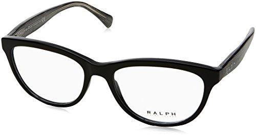 Ralph by Ralph Lauren - RA 7084, Schmetterling, Propionat, Damenbrillen, BLACK(501), 53/16/140