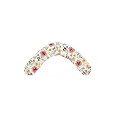 Theraline 51008001 - Federa per cuscino per allattamento, 190 cm, motivo fiori estivi