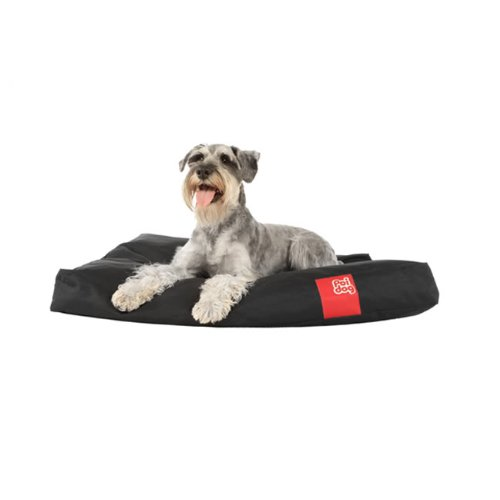 poi-dogr-medium-dog-bean-bag-black-poly-canvas-bean-bags-for-dogs-medium-small-dogs-34-dog-beds-for-