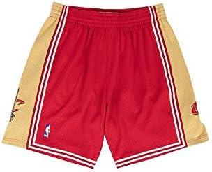 Mitchell & Ness Cleveland Cavaliers 2003 – 2004 swingman swingman swingman NBA Shorts Rosso B0753GYFZF Parent | Varietà Grande  | Colore Brillantezza  | Resistenza Forte Da Calore E Resistente  | Design ricco  | Outlet Online Shop  6fa1e9