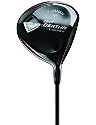 Callaway Big Bertha V Series - Driver para Diestro (10.5°, Grafito, Mrc Bassara E-Series 42 - Regular)