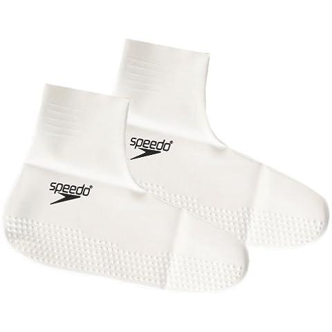 Calcetines de natación de latex SPEEDO Anti Verruca, talla 9-12 RU