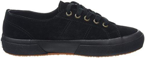 Superga 2750 Sueu, Sneakers Basses Mixte Adulte, Taille Unique Black (999 Black)