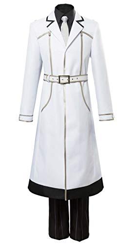 Tokyo Ghoul:Re Kaneki Ken Uniform Outfit Cosplay Kostüm Herren XL