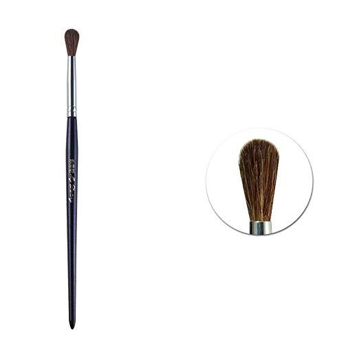 Pennelli make up pennello monospazzola per principianti e principianti, piccolo pennello a fiamma, fibra artificiale