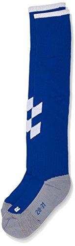 Hummel Kinder Socken Fundamental Football Sock, True Blue/White, 6, 22-137-7691