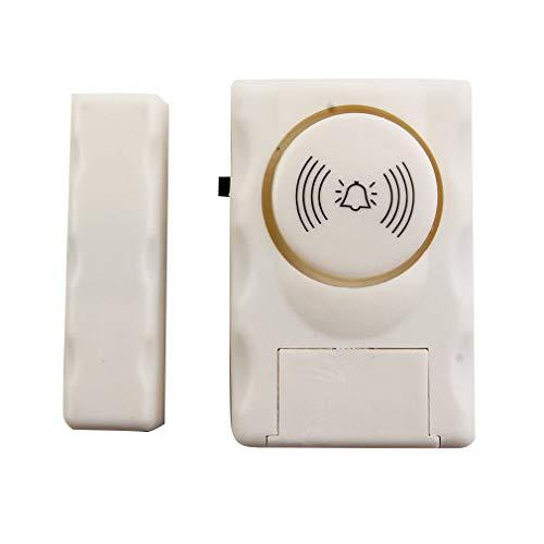 Vvciic Muy ruidoso Decibel perdida anti sin hilos Alarma Dispositivo Principal puerta de la ventana de Seguridad