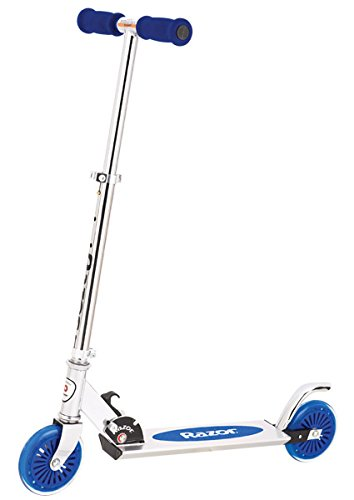 Razor A125 Scooter, Blu, 58.42 X 27.94 X 81.28