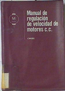 Regulacion de velocidad de motores c.c. por Francisco Ruiz Vasallo