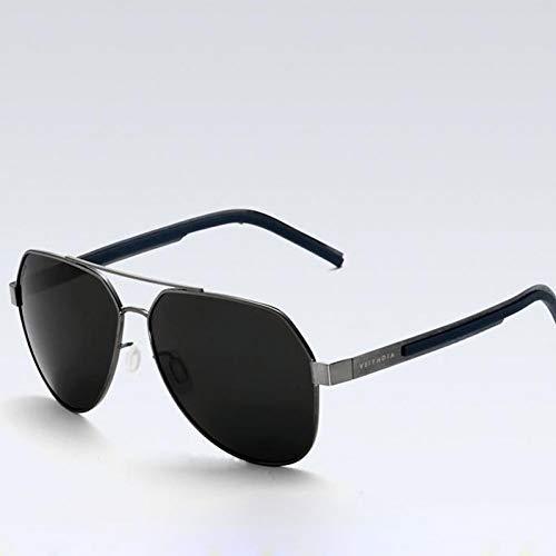YYHV Männer polarisierten Sonnenbrillen schlanke Brille oval hd Schutzbrille Brillenzubehör Fahren